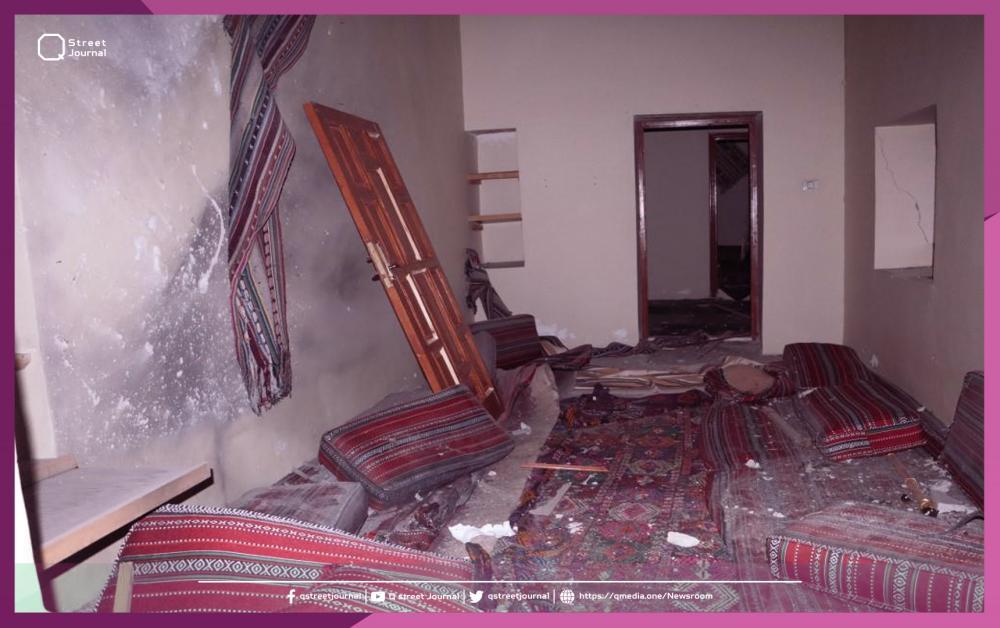 بعد 40 عام.. تركيا تستهدف منزل أوجلان بريف حلب