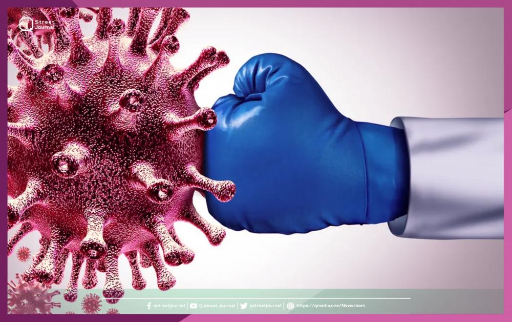 ماذا يحدث عند جمع لقاحين مضادين للفيروس؟!