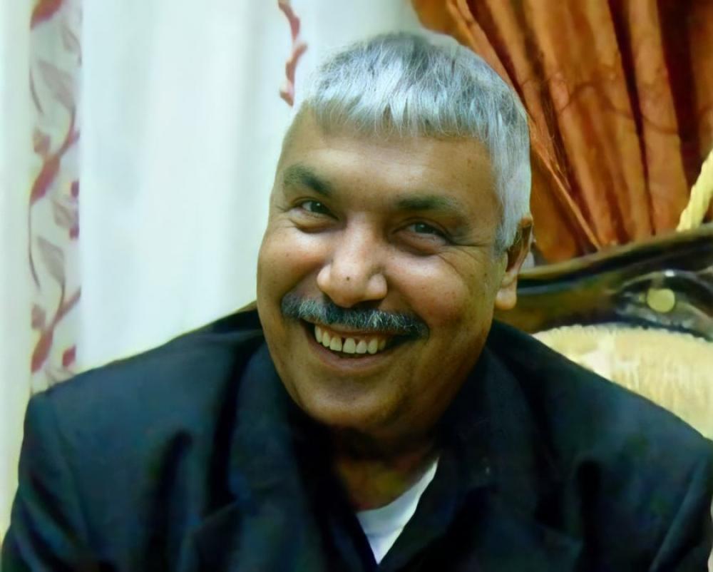 وفاة الفنان أحمد منصور