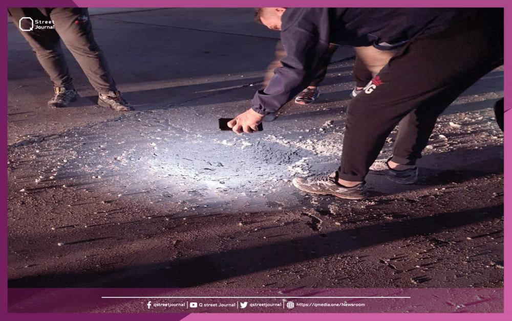 هجوم صاروخي على مطار بغداد الدولي