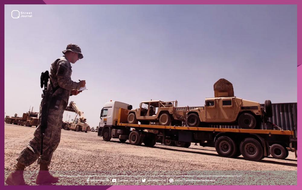 قصف على قاعدة أمريكية في العراق.. إصابة متعاقدين أمريكيين