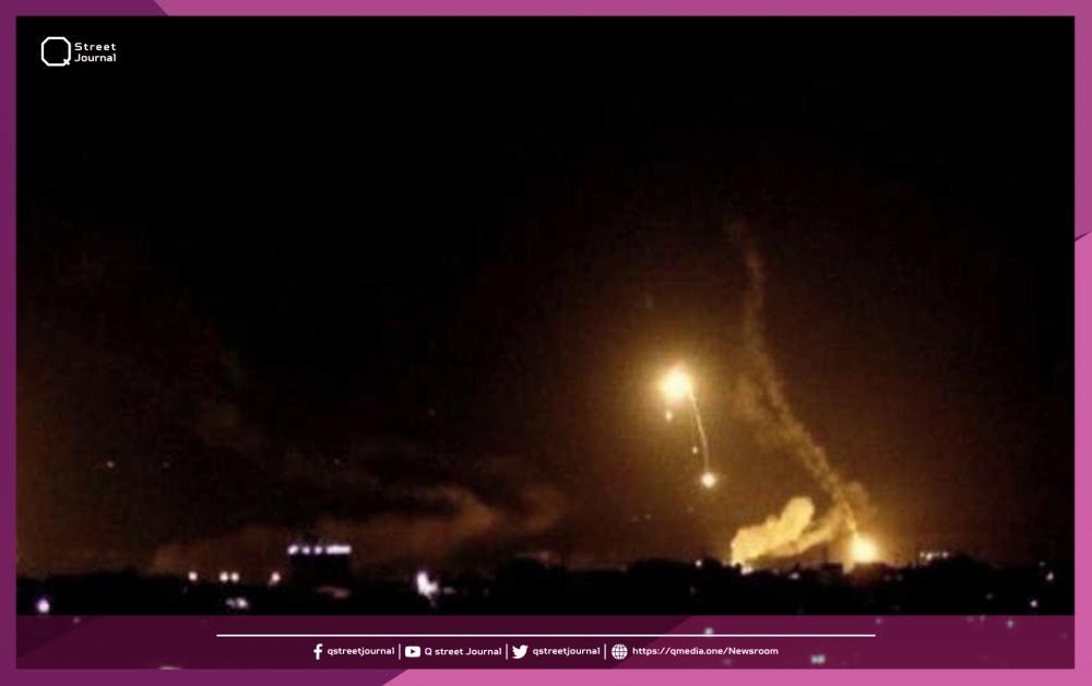 صاروخ يستهدف القاعدة الأمريكية في مطار أربيل