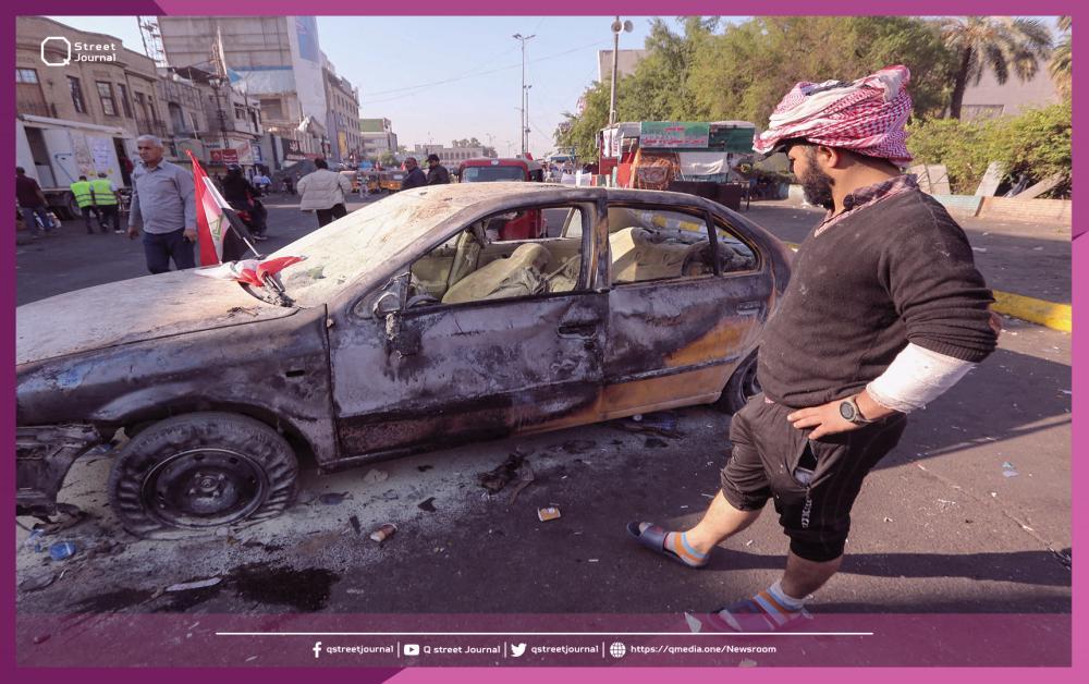 انفجار في مدينة الصدر بالعاصمة بغداد.. إليكم التفاصيل