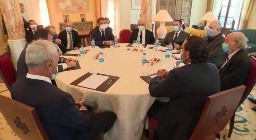 """ماكرون يحدد أولوياته في لبنان """"تشكيل حكومة.. لا استقالات نيابية"""""""