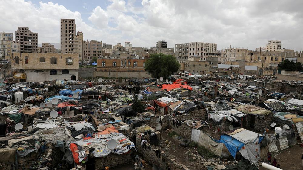 اليمن... انهيار أكثر من 100 منزل في صنعاء