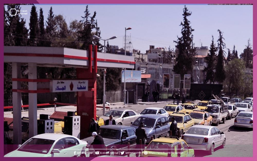 سوريا.. هذه هي أسباب تأخر وصول رسائل البنزين!