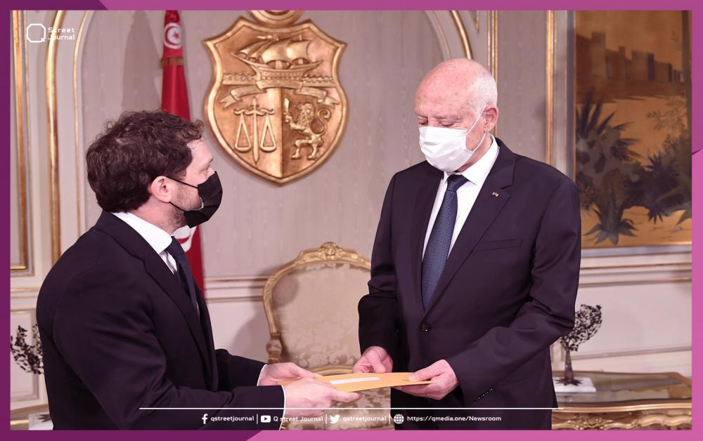 """رسالة """"خاصة"""" من بايدن للرئيس التونسي"""