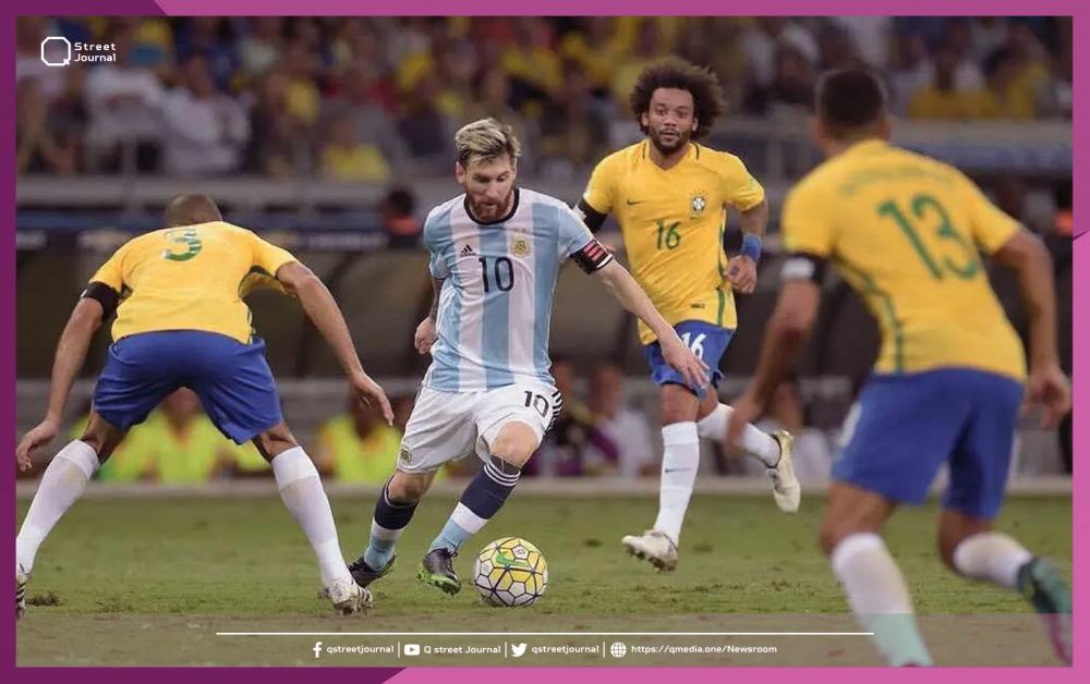 «12 ألفاً» متفرج لمواجهة الأرجنتين
