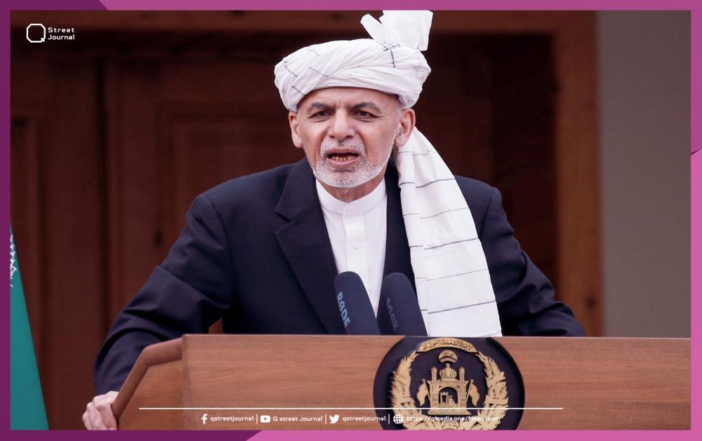 دولة عربية تعلن استقبال الرئيس الأفغاني أشرف غني