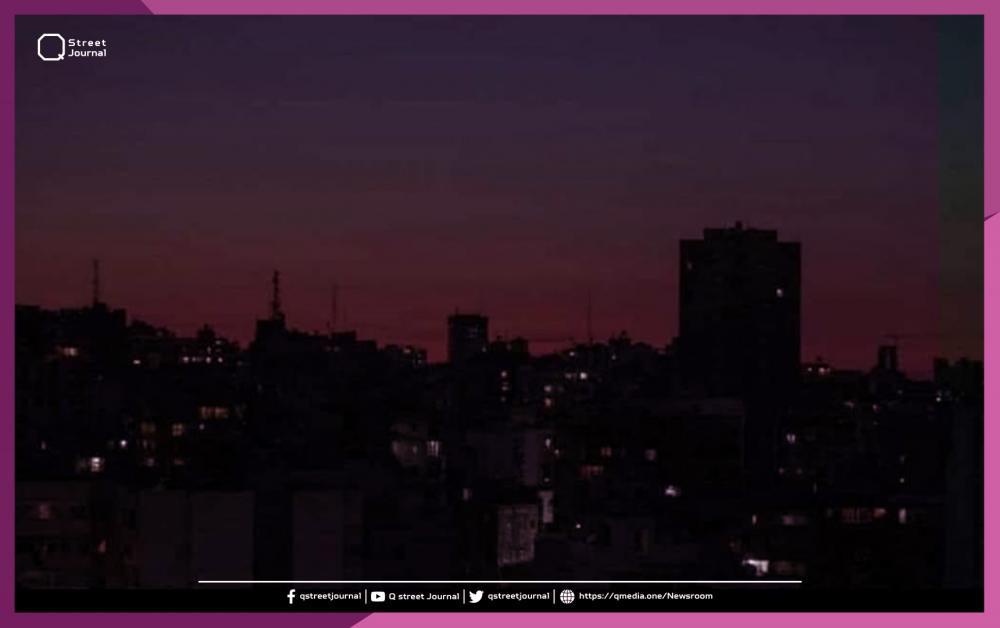 انقطاع عام للكهرباء في لبنان