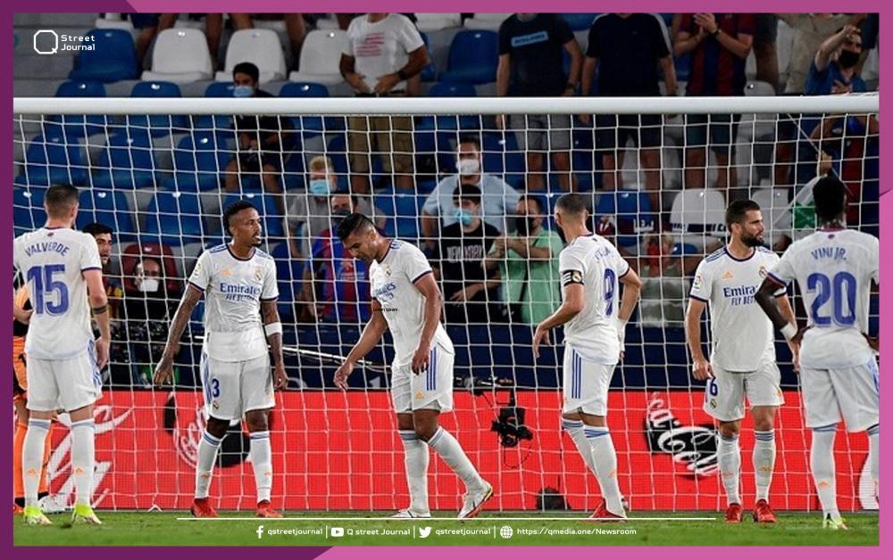 مباراة مجنونة ينجو منها «ريال مدريد»