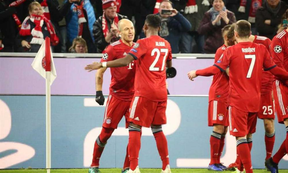 بايرن ميونخ يُعدّل مبارياته بسبب مواجهة ليفربول