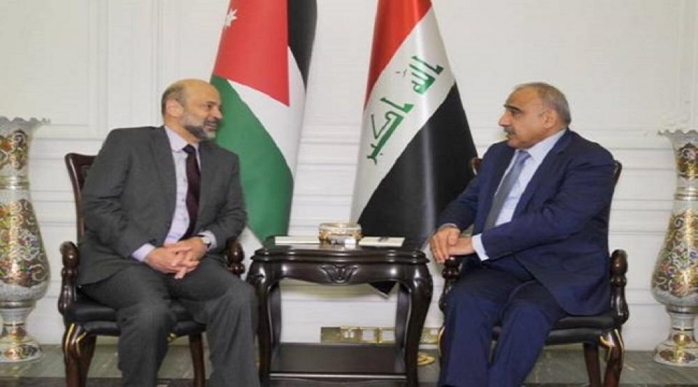 العراق والأردن.. تعاون اقتصادي وتجاري شامل