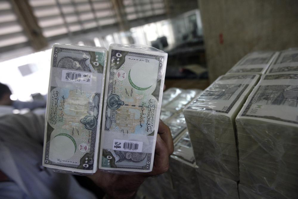 اختلاس 900 مليون ليرة من المال العام في سوريا