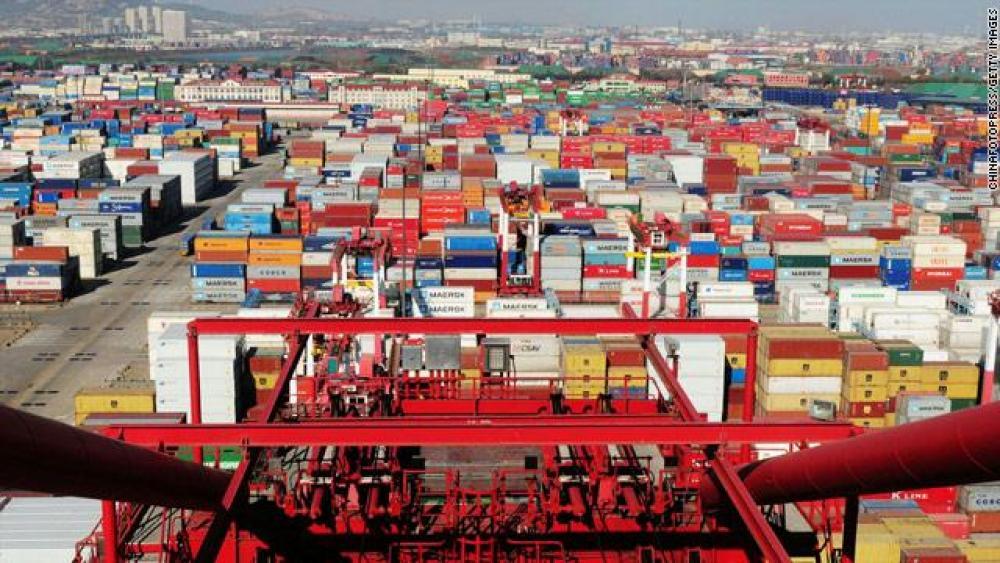 هل تتجاوز واردات الصين تريليوني دولار؟