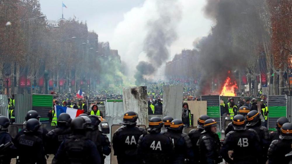 فرنسا تتأهب!