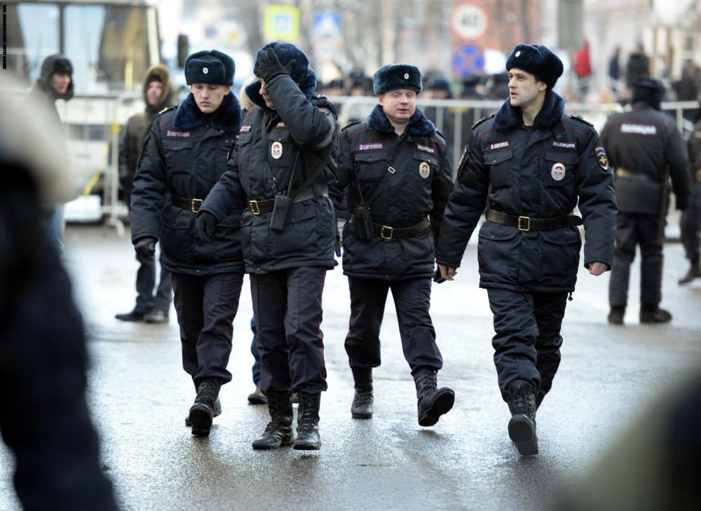 الأمن الفيدرالي في روسيا يعتقل جاسوساً أميركياً