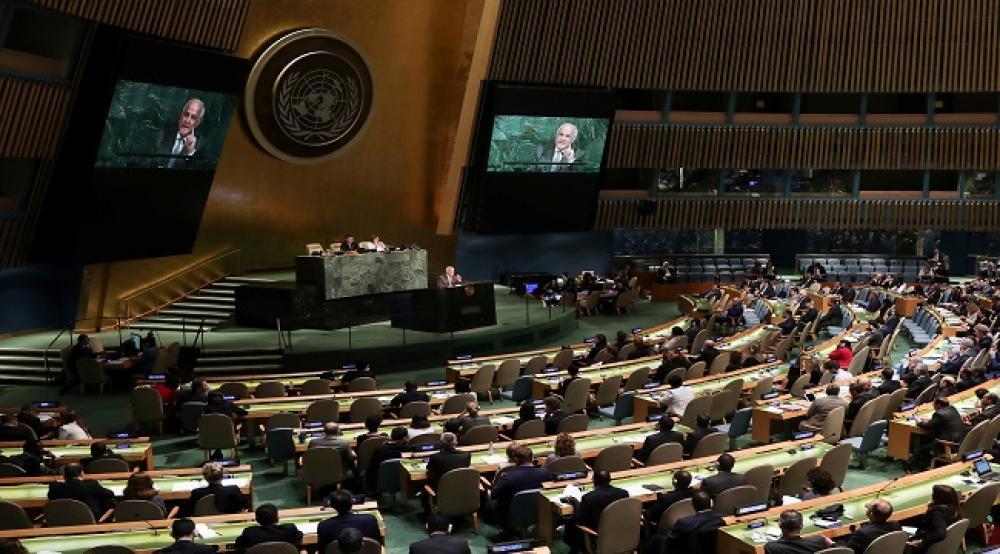 الولايات المتحدة تفشل في تمرير قرار يدين حماس