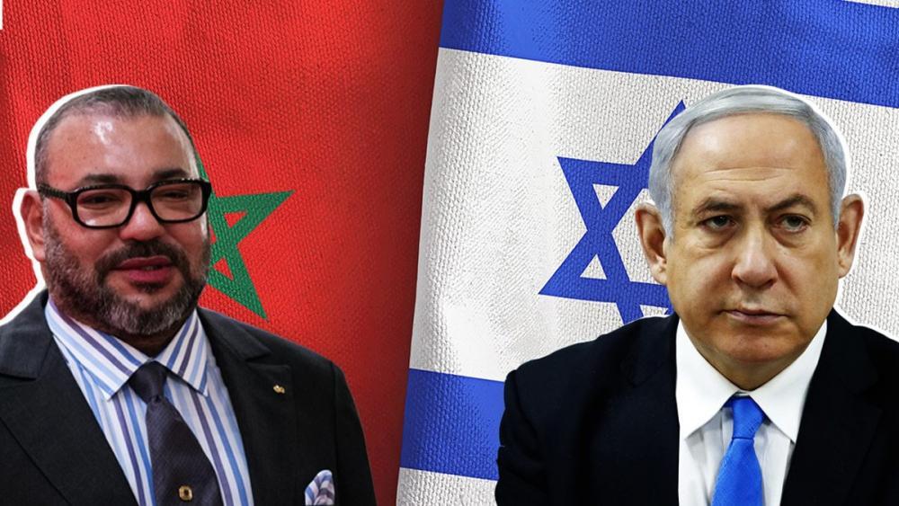نتنياهو يهاتف ملك المغرب ويشكره على هذا الأمر!