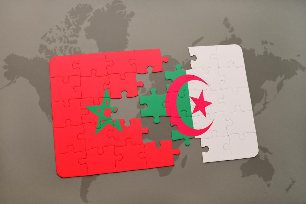 مقارنة سياسية وعسكرية بين الجزائر والمغرب