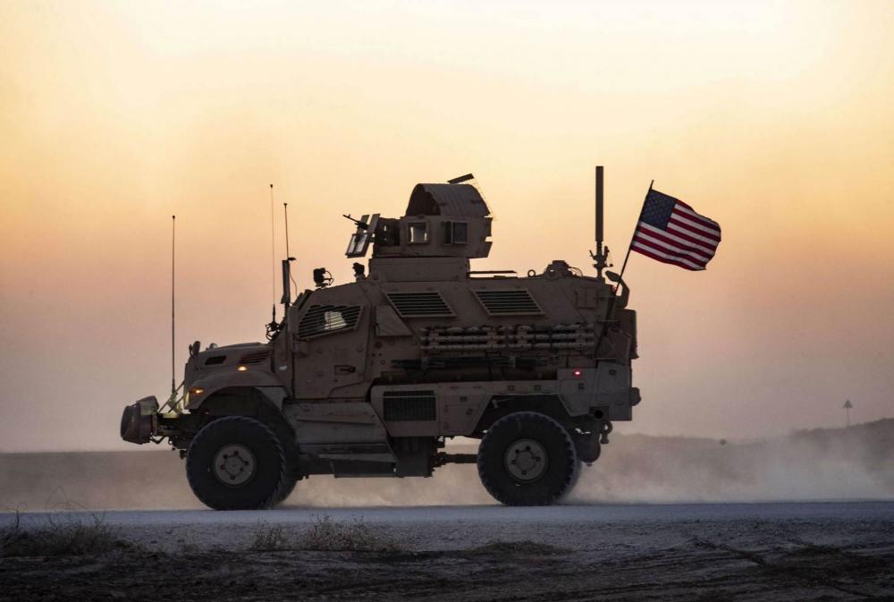 بعد تهديدات.. استهداف رتل للتحالف الدولي في العراق