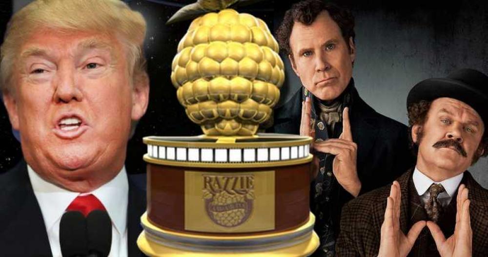 ترامب يحصد جائزة أسوأ ممثل