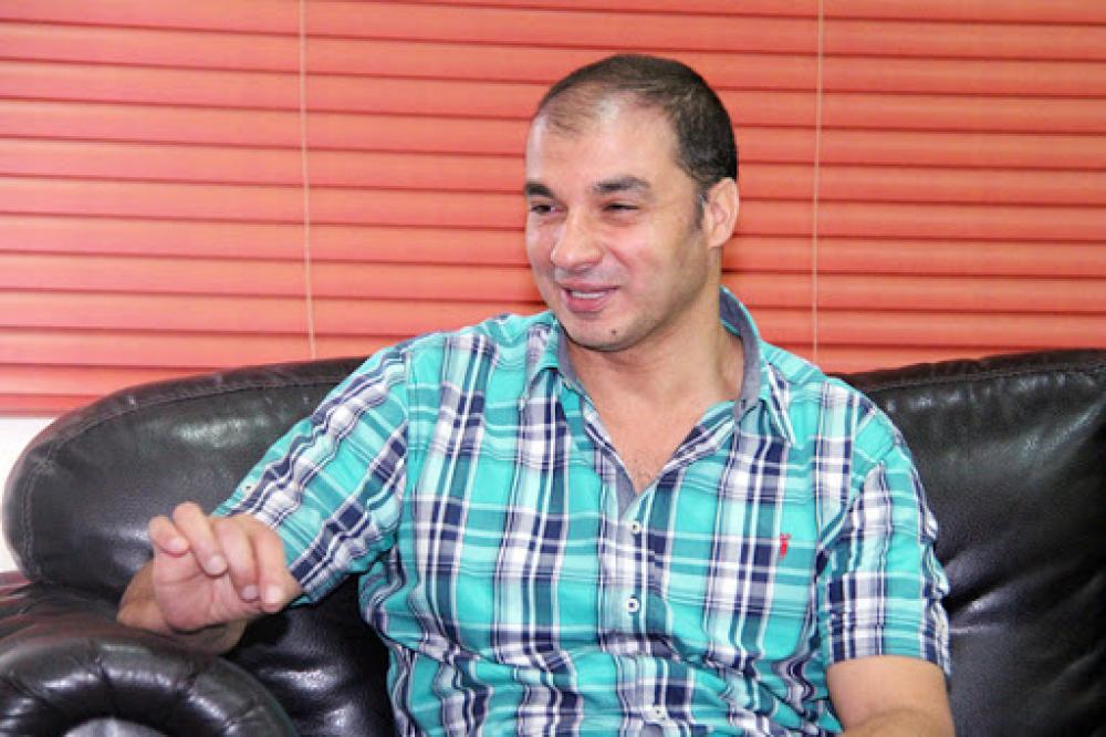 فراس معلا الرئيس الجديد للاتحاد الرياضي السوري العام