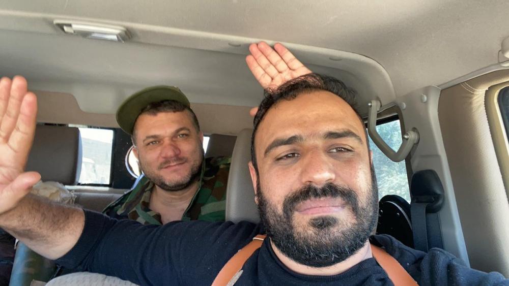 سوريا.. فضيحة جديدة لـ«أبو عمشة»