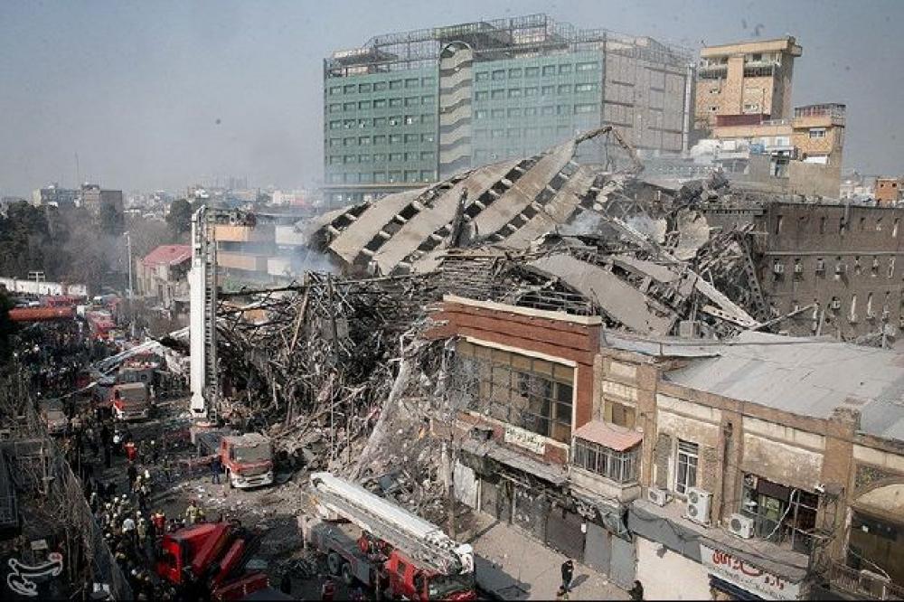 روسيا تعلن عن ارتفاع عدد ضحايا المبنى  في ماغنيتوغورسك