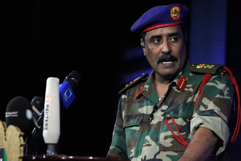 الجيش الوطني الليبي يُحمّل تركيا مسؤولية الفوضى