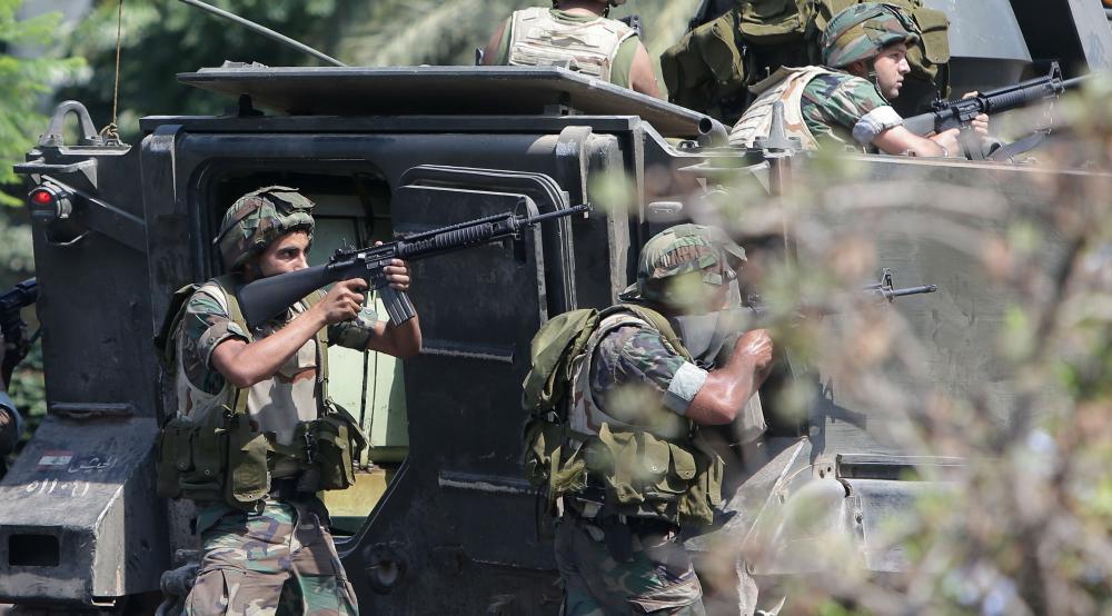 الأمن اللبناني يلقي القبض على خلية إرهابية