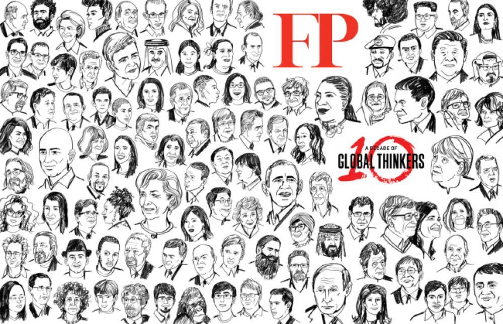 فورين بوليسي تصنف أقوى 100 شخصية في العالم