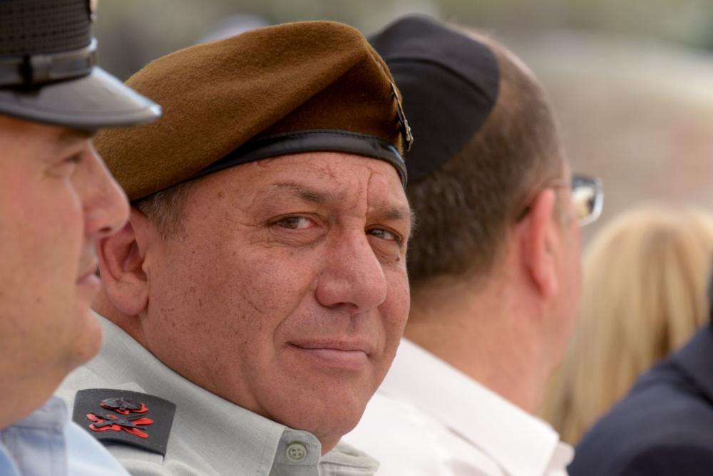 رئيس الأركان الإسرائيلي: أموال قطر عامل توازن