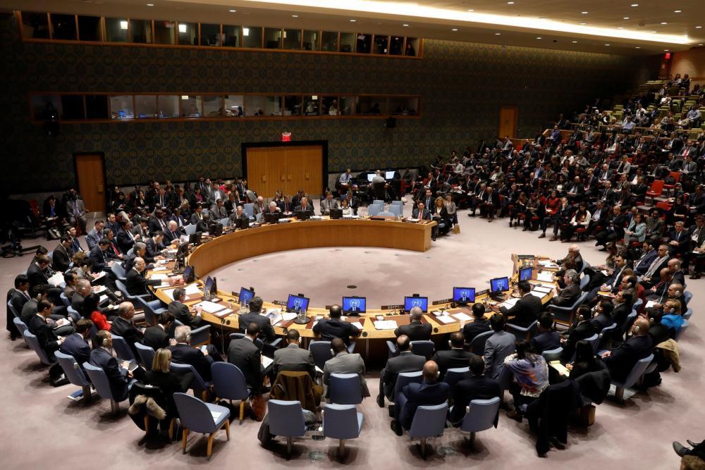 صدام روسي- أمريكي في مجلس الأمن