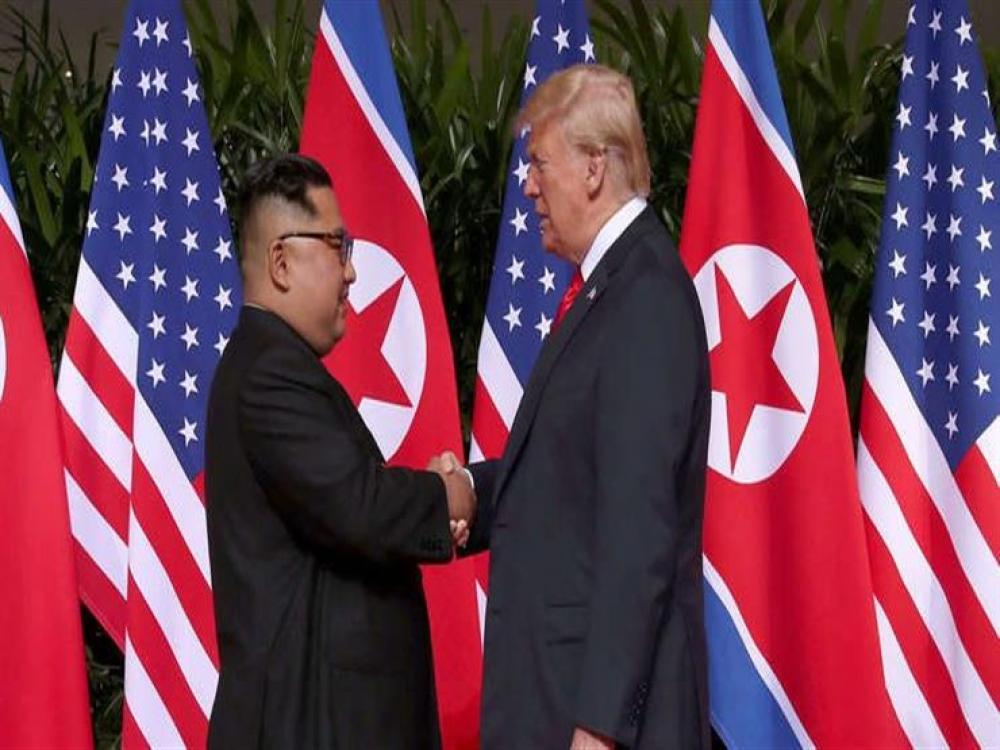قمة أمريكية-كورية شمالية على الطريق