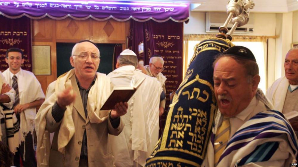 """مغاربة يطالبون """"إسرائيل"""" بالكف عن الأكاذيب"""
