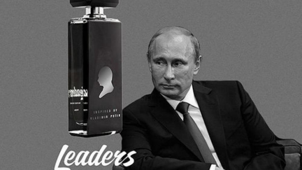 انتشار عطر بوتين في الأسواق الروسية