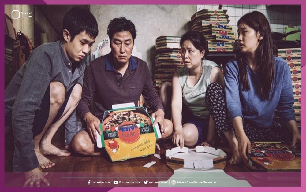 """الفيلم الكوري """"باراسايت"""" يواصل حصد الجوائز"""