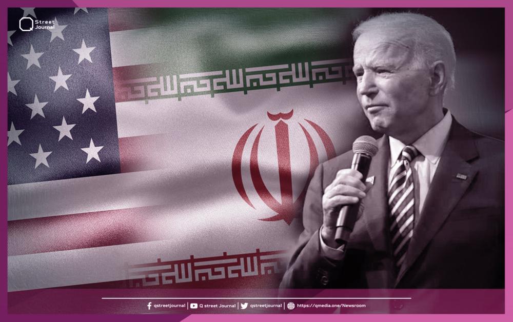 """بايدن يجري """"محادثات سرية"""" مع طهران"""