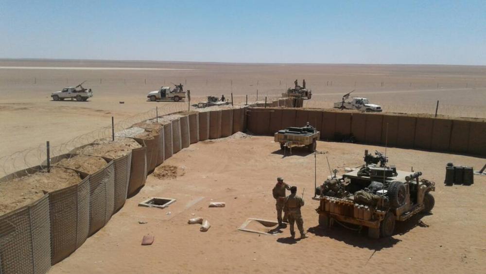 صحيفة: الأردن يستضيف قاعدة أمريكية جديدة في الشرق