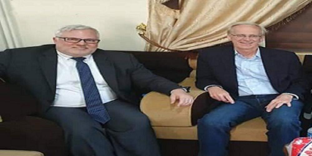 """مسؤول أمريكي يتحدث عن """"حل قريب"""" في سوريا"""