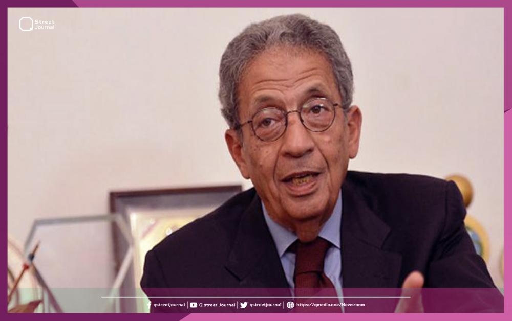 "إصابة ""عمرو موسى"" بفيروس كورونا"