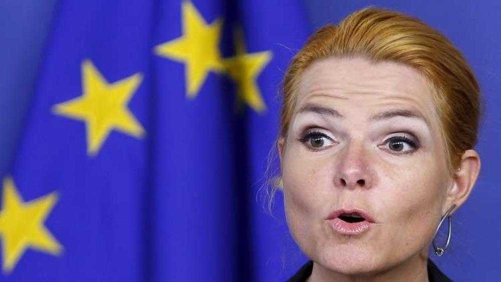 مسائلة قانونية لوزيرة دنماركية.. فصلت بين زوجين سوريين