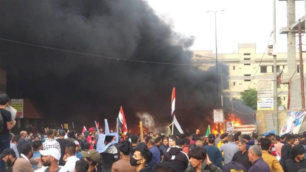 "العراق.. ماهي شروط متظاهرين ""ذي قار"""