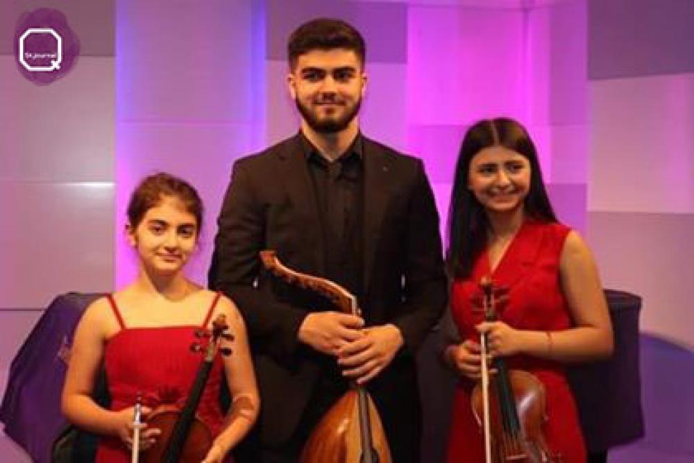 """لأوّل مرة.. عزف سوري في متحف """"موتزارت النمساوي"""" الموسيقي"""