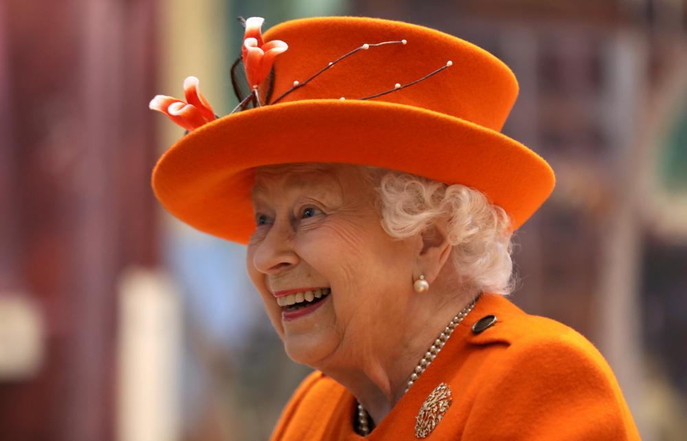 التكنولوجيا تحي جدة الملكة إليزابيث!