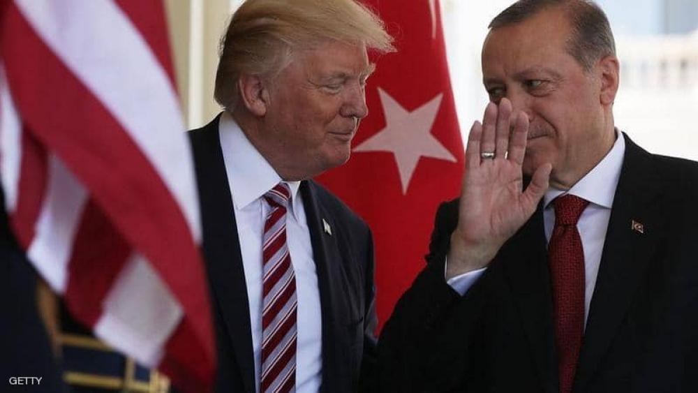أنقرة تستدرج واشنطن إلى الوحل الليبي.. على ماذا اتفق أردوغان وترامب؟