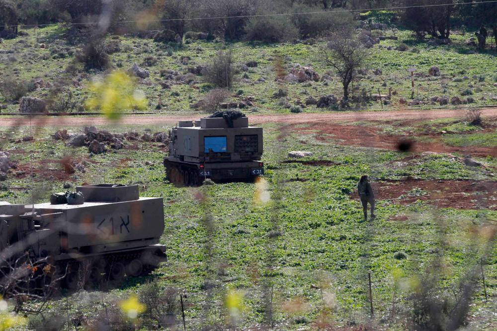 استنفار إسرائيلي غير مسبوق على الحدود مع لبنان