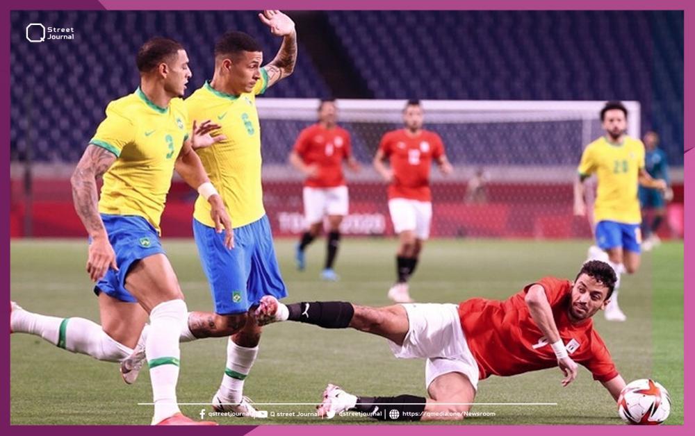 مصر تودع مسابقة كرة القدم في أولمبياد طوكيو