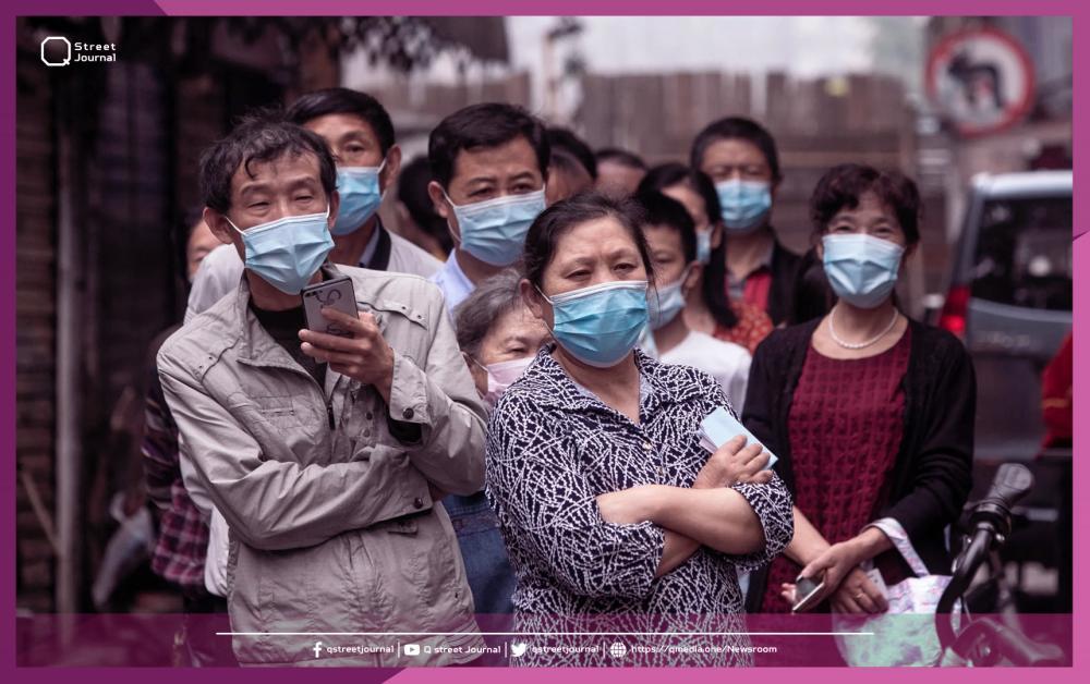 الصين في خطر انتشار الوباء